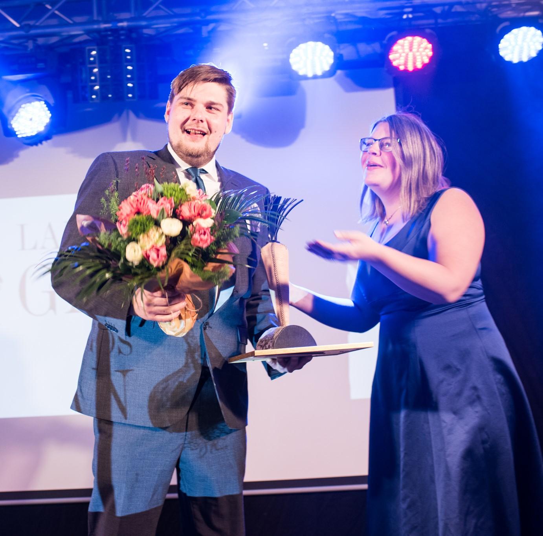 Landsbygdsgalan 2018 Viktor Eriksson