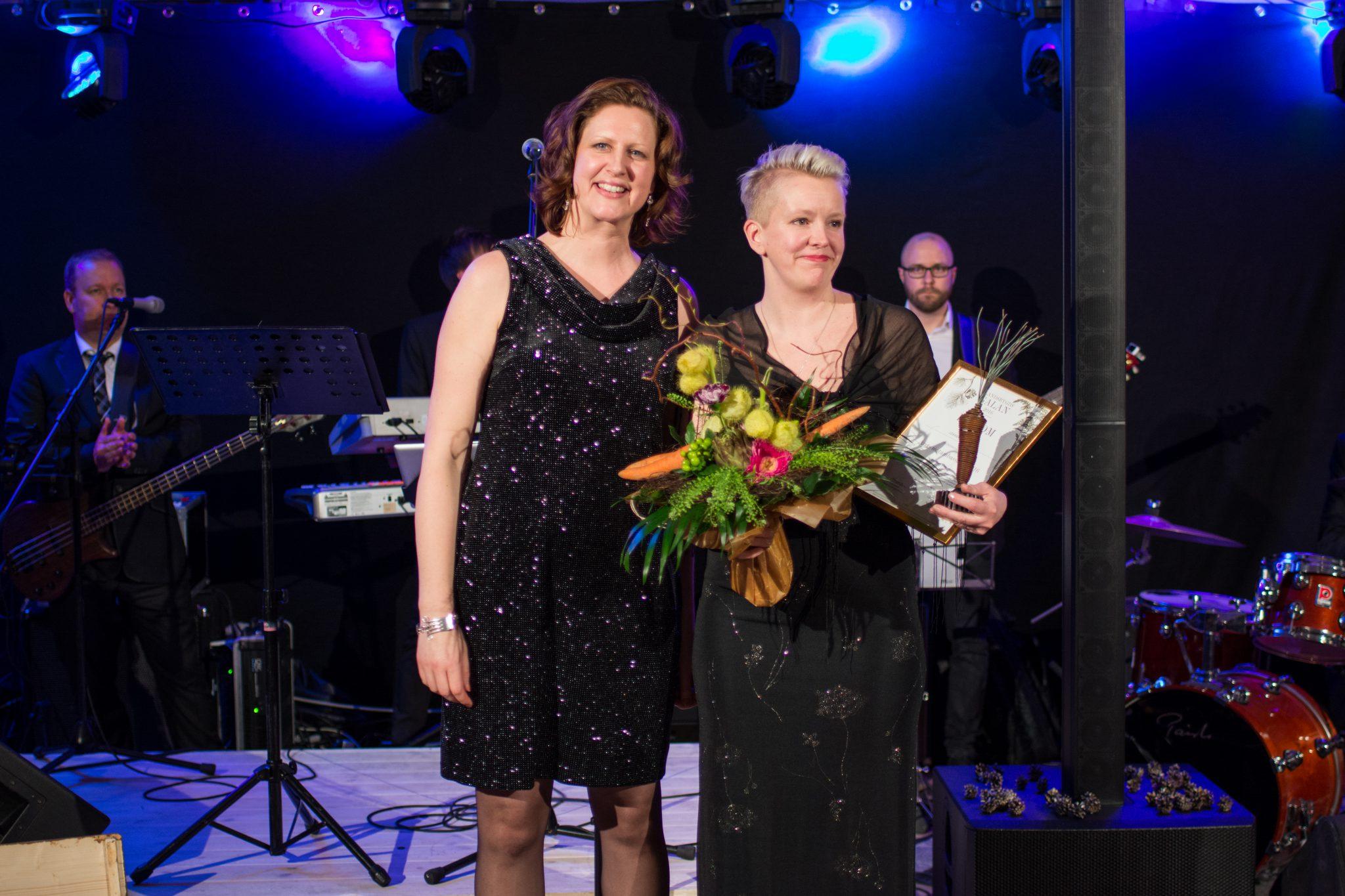 Landsbygdsgalan 2016 Johanna Dahlgren