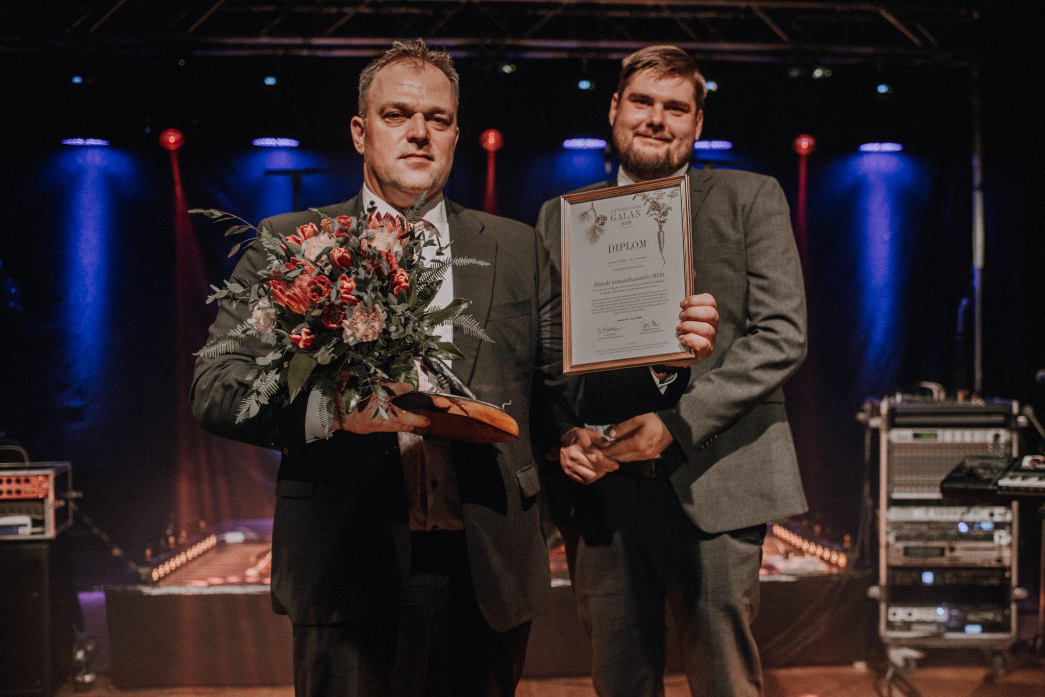 Johan Mörn och Viktor Eriksson