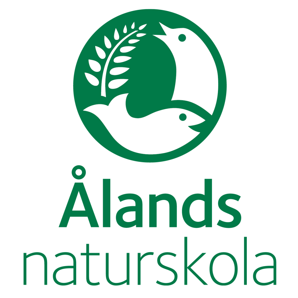 ålands naturskola logotyp